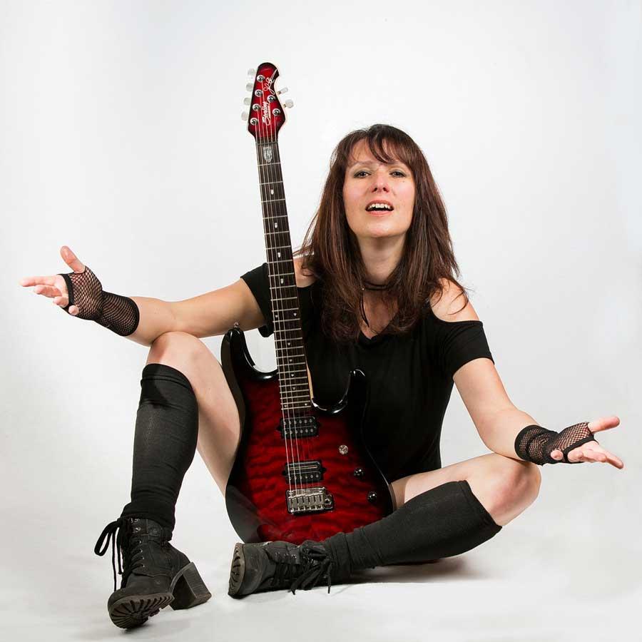 Christina Schleicher - Gitarrenlehrerin