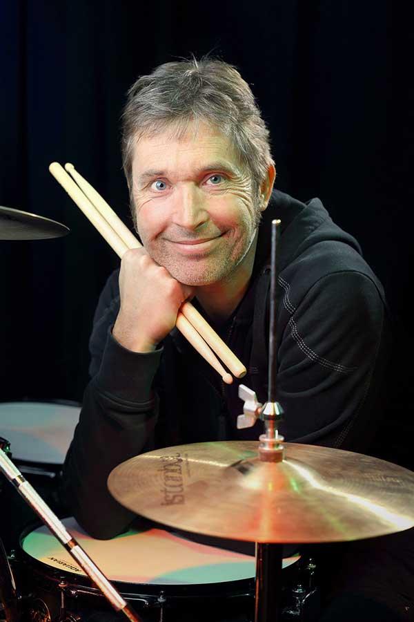 Ralf Thomas - Schlagzeugunterricht