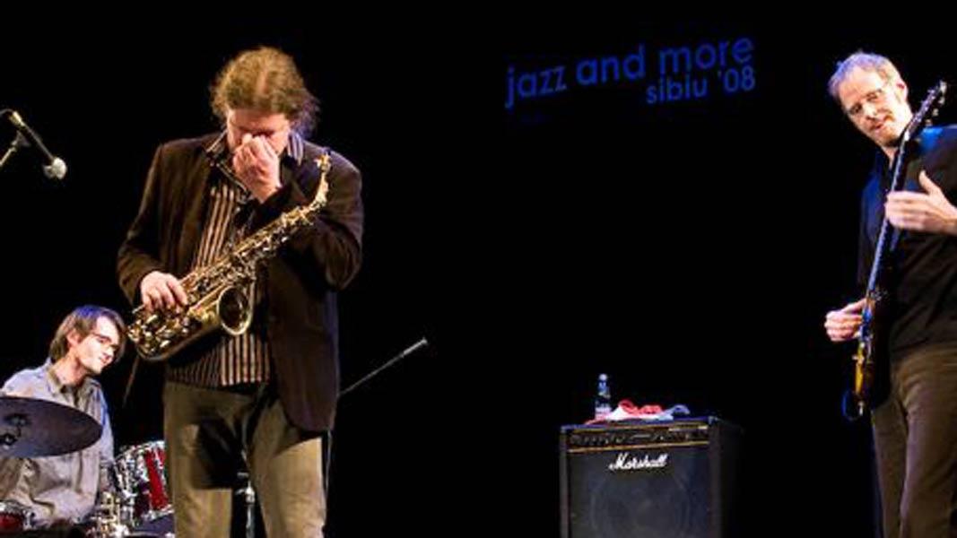 Saxophonlehrer Frank Paul Schubert