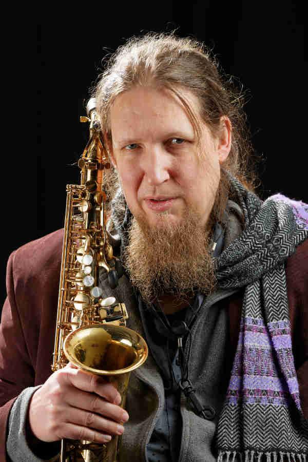 Frank Paul Schubert - Saxophonunterricht