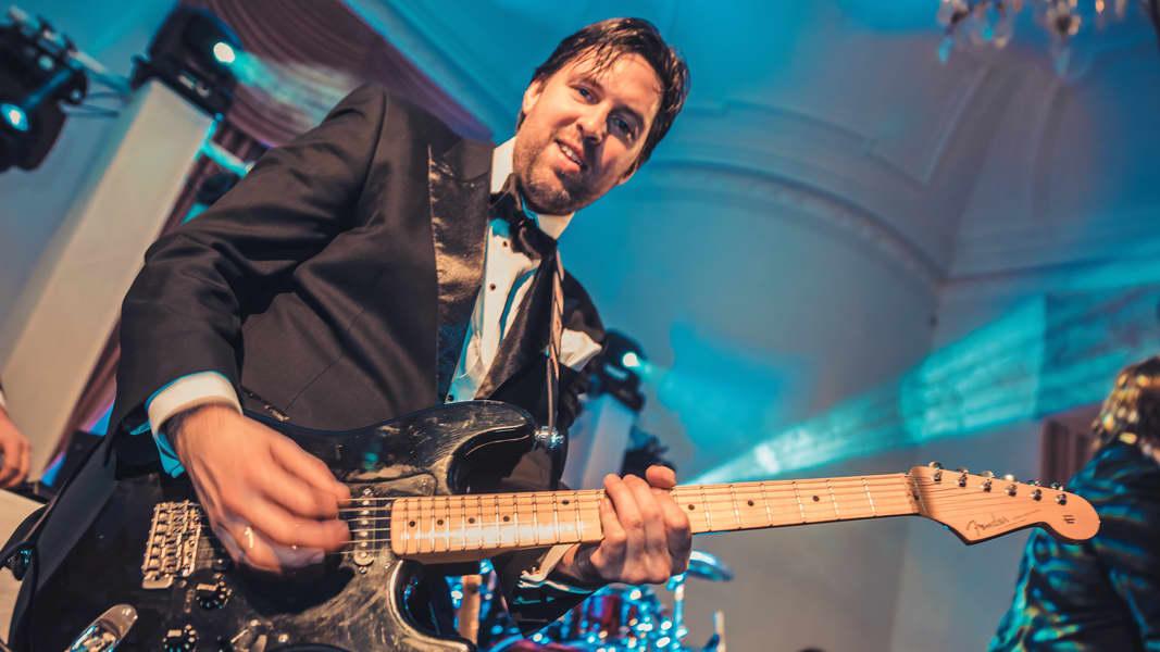 Gitarrenlehrer Julian Schnorr