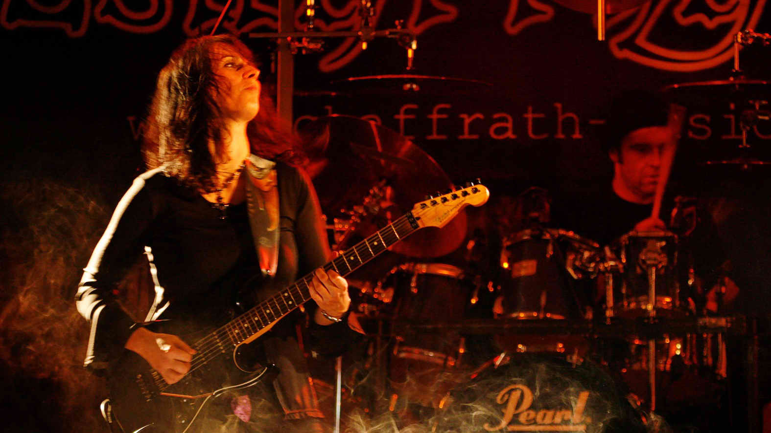 Gitarrenlehrein Christina Schleicher