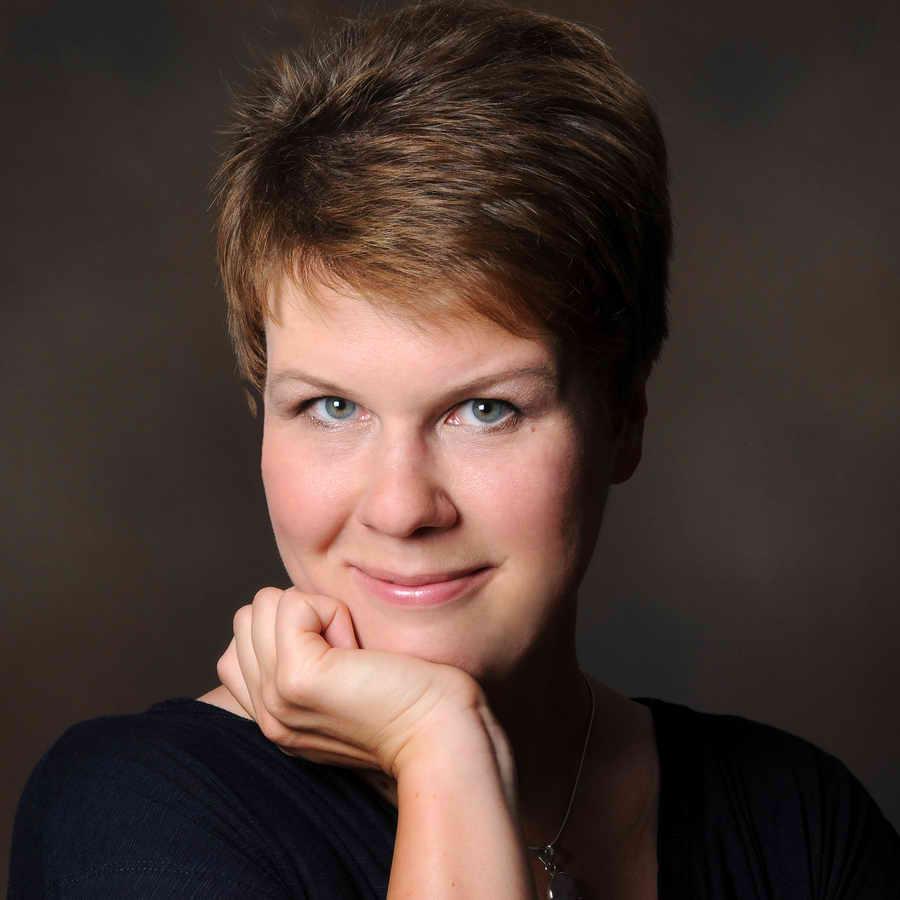 Gesanglehrerin Isabell Scheunert