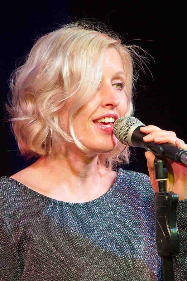 Gesangunterricht bei Judith Erb