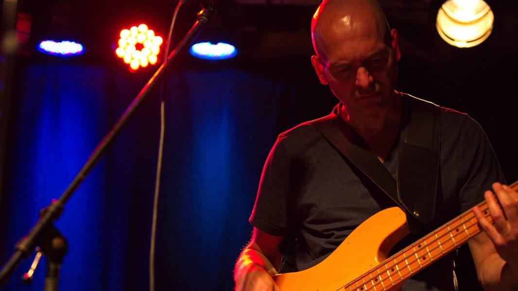 Basslehrer Wolfgang Harling