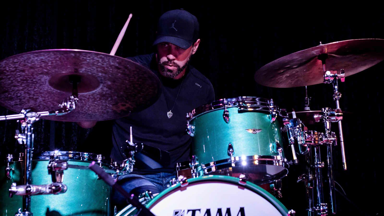 Schlagzeuglehrer Thomas FischerThomas